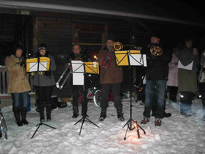 Waldweihnacht 2010